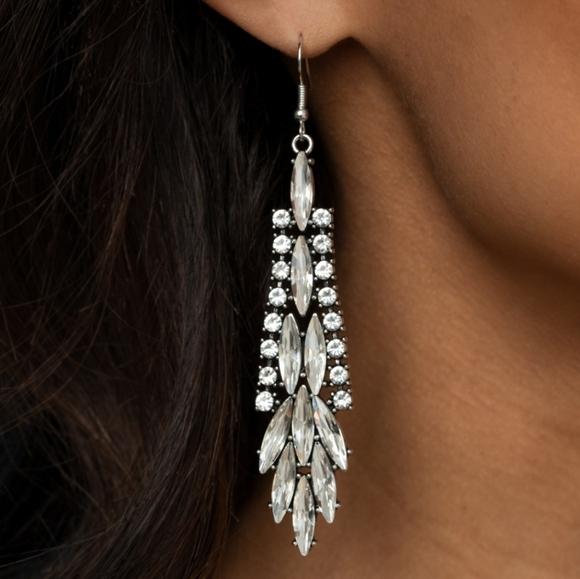 Crown Heiress Earrings